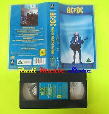 VHS AC/DC ACDC Who made who 1986 WARNER 7567 50114-3  cd mc dvd(VM1*)
