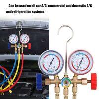 Kit Manómetro Aire Acondicionado CT-536 Refrigerante Para R12 R22 R404A R134A