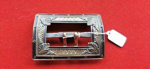 Loop Of Belt Antique Brass REF51538