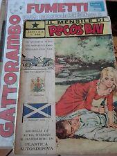 Il Mensile di Pecos Bill N.5 Anno 1966 -  ed. Sepim buono