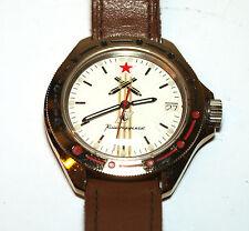 Russische Armbanduhr