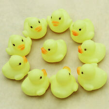 10PC Squeezing Call Rubber Ducky Duckie Baby Shower Birthday Favors