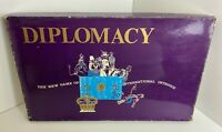 Family Board Game - Diplomacy - Good Condition, game of international intrigue