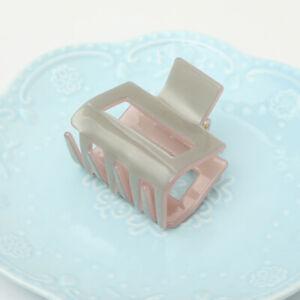 Fashion Hair Clip Elegant Bowknot Acrylic Hairpin Versatile Hair Accessories