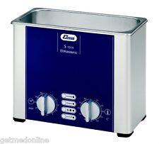 NEW ! Elma Sonic S10H 0.25 Gal Ultrasonic Cleaner, Digital+Timer+Heat+Degassing