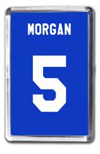 Wes Morgan Leicester City Number 5 Football Shirt Fridge Magnet Design