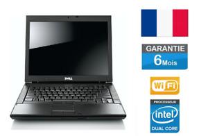 """Pc Portable DELL Latitude E6400 Intel Core 2 duo 4Go Ram  120Go HDD 14,1"""" AZERTY"""