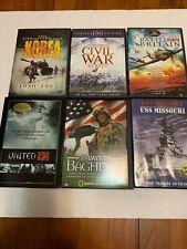 six war movies