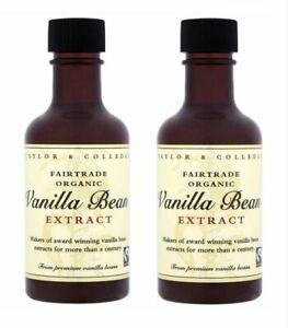 Nielsen-Massey & Taylor & Colledge Vanilla Bean Paste 60m + Extract 100ml