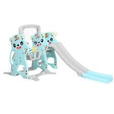 Kinderschaukel Spielplatzschaukel Rutsche Schaukelgerüst Garten Baby Vivo