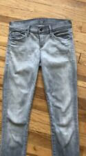 Citizens of Humanity COH Gray Avedon Low Rise Skinny Stretch Denim Jeans 26