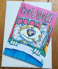Get Well Card by Birthdays Cards with envelope *NEW*