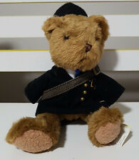 TEDDY BEAR COLLECTION PLUSH TOY ABOUT 19CM SEATED! PATRICK POSTMAN SOFT TOY!