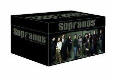 Die Sopranos - Die ultimative Mafiabox 28 DVD DEUTSCH NEU DVD Komplette Serie