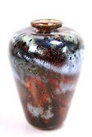 Vintage Studio Art Glass Vase 20th Century
