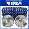 LAND ROVER DEFENDER 90 CRYSTAL CLEAR HEADLIGHTS (PAIR), SVX UPGRADE WIPAC