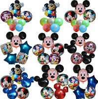 MICKEY MOUSE BALLOON BIRTHDAY PARTY BAG GIFT CENTERPIECE DECORATION FAVOR TOY
