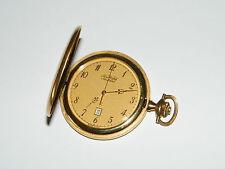Aero Neuchtal,Savonette,Taschenuhr,Quarz Sprungdeckel Motiv,Pocket Watch