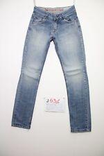 Levi's boyfriend (Cod.J531) Tg.42 W28  L34 jeans usato vintage vita bassa.