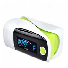 Finger Blut Sauerstoff Messgerät SPO2 OLED Puls Herzfrequenz Monitor Oximeter DE