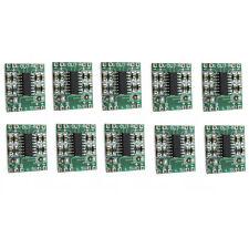Good Use 10pcs PAM8403 2 x 3W Mini Audio Class D amplifier board 2.5-5V input