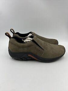 Merrell Men's Jungle Moc Slip-On Shoe Gunsmoke size 10.5 M , 058