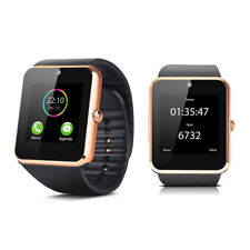Smartwatch Montre Connectée OR Rosé Compatible Smartphone Android et iPhone Neuf