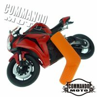 Motorbikes Orange Rubber Shift Sock Boot Shoe Protector Shifter Cover For KTM