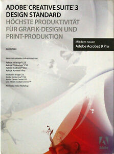 Adobe Creative Suite 3 Design Standard - Deutsch - Macintosh - Upgrade Version