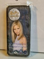 More details for original buffy the vampire slayer pencil tin/case, helix 2002 brand new!