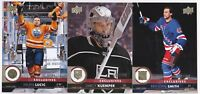 17-18 Upper Deck Milan Lucic /100 UD Exclusives Oilers 2017