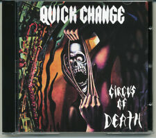 """Quick Change """"Circus Of Death"""" 1988, CD"""
