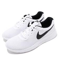 Nike Tanjun White Black Men Casual Lifestyle Fashion Shoes Sneakers 812654-101