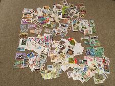 470+ Job Lot of African stamps Malawi, Ghana Uganda Zambia Etc Used/unused