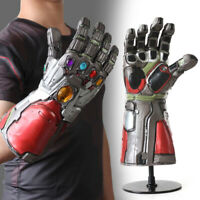 Infinity Gauntlet Iron Man Tony Stark Avengers Endgame Cosplay Gloves Costume