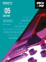 Trinity College London Rock And Pop 2018 Guitar Grade 5,  MINT