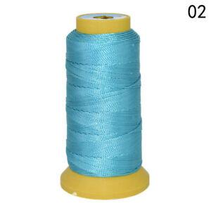DIY Braided String Cord Bracelet Rope Sewing Thread 0.2/0.25/0.5/0.7/1.0/1.2mm
