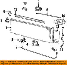 FORD OEM 84-96 Bronco Tailgate-Lock Striker E8TZ98431F52A