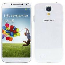 Cover trasparente per Samsung  Galaxy S4 Custodia Morbida in Silicone