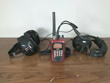 Radio Shack Nascar Scanner Pro-84 w/ 2 Sets of headphones & adapters