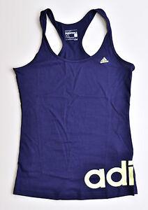 adidas, Damen Sportshirt, Tank Top, Fitnessshirt, Gr. S