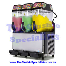 GBG Granitime - Triple Bowl Slushie Machine - Brand New with Warranty
