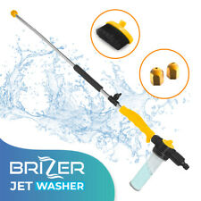 Brizer Power Washer Water Spray Foam Gun Used Jet Nozzle Car Garden Hose