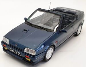 Otto 1/18 Scale Model Car OT673 - Renault 19 16s Cabriolet - Blue