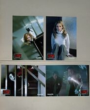 (Z312) Fotosatz + A1 Plakat DER FLUCH - THE GRUDGE  Sarah Michelle Gellar, Jason