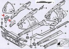Verstärkung Stützträger links BMW 5er E39 Limousine Touring  41118203521 NEU