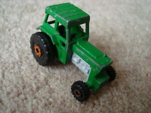 MATCHBOX SUPERFAST No.46 FORD TRACTOR GREEN 1978