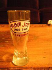 RON JON SURF SHOP SHOT GLASS PILSNER FORT LAUDERDALE FLORIDA NEW