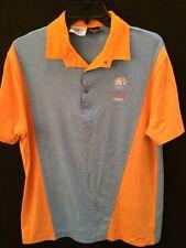 Rare 84' Olympics Staff Uniform Levi's Polo Shirt~Medium~Excellent Condition!