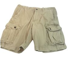 American Eagle Cargo Shorts Mens 36 Heavy Weight